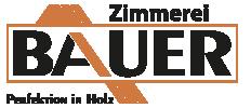 Zimmerei BAUER Logo